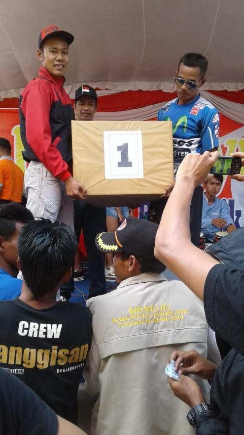 Image : Mangayubagyo 73 Tahun Indonesia Merdeka
